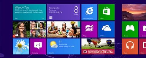 Free Download Windows 8 Pro Terbaru Plus Key Full Versionnya