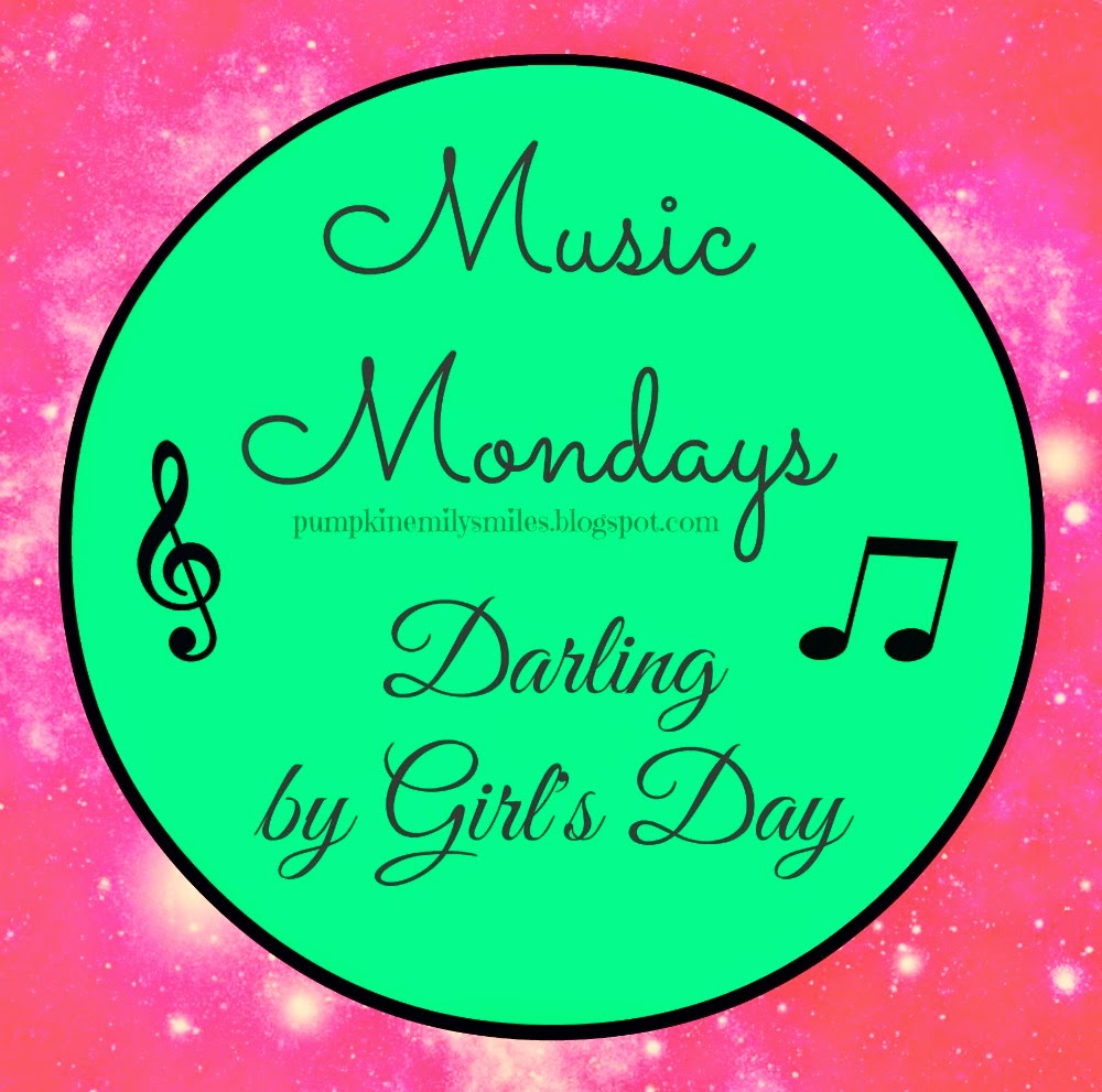 Music Monday Darling(달링) by Girl's Day (걸스데이)
