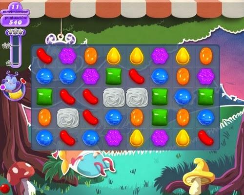 El Mundo de Ensueño de Candy Crush Saga