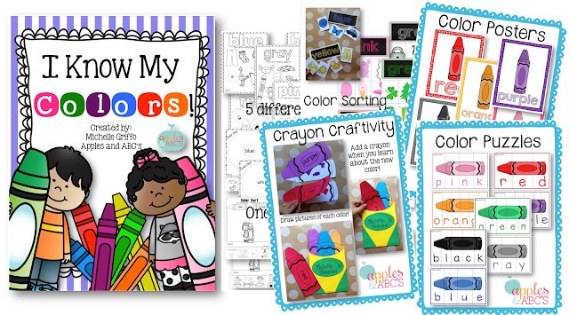 https://www.teacherspayteachers.com/Product/Color-Unit-for-Kindergarten-1400514