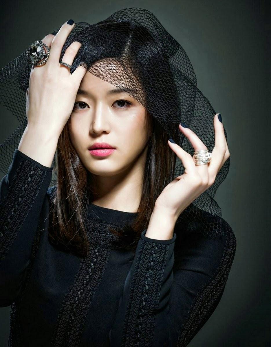 Foto Jeon Ji Hyun Artis Cewek Korea Cantik