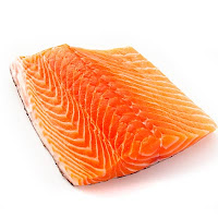 Wild Salmon -- Brain Food