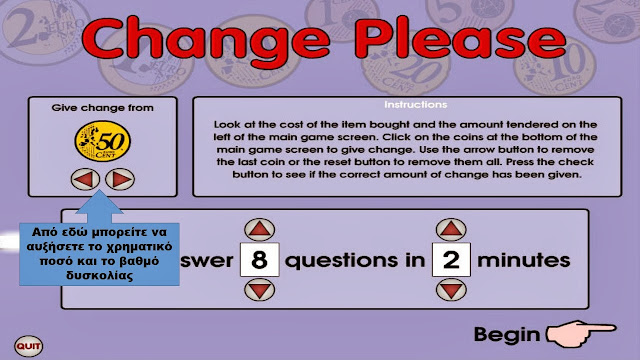 http://www.teachingmoney.co.uk/eurosite/games/changeEURO.html