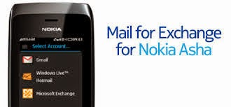 Mail For Exchance Buat Nokia Asha