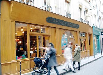 Mariage Freres Marais Paris