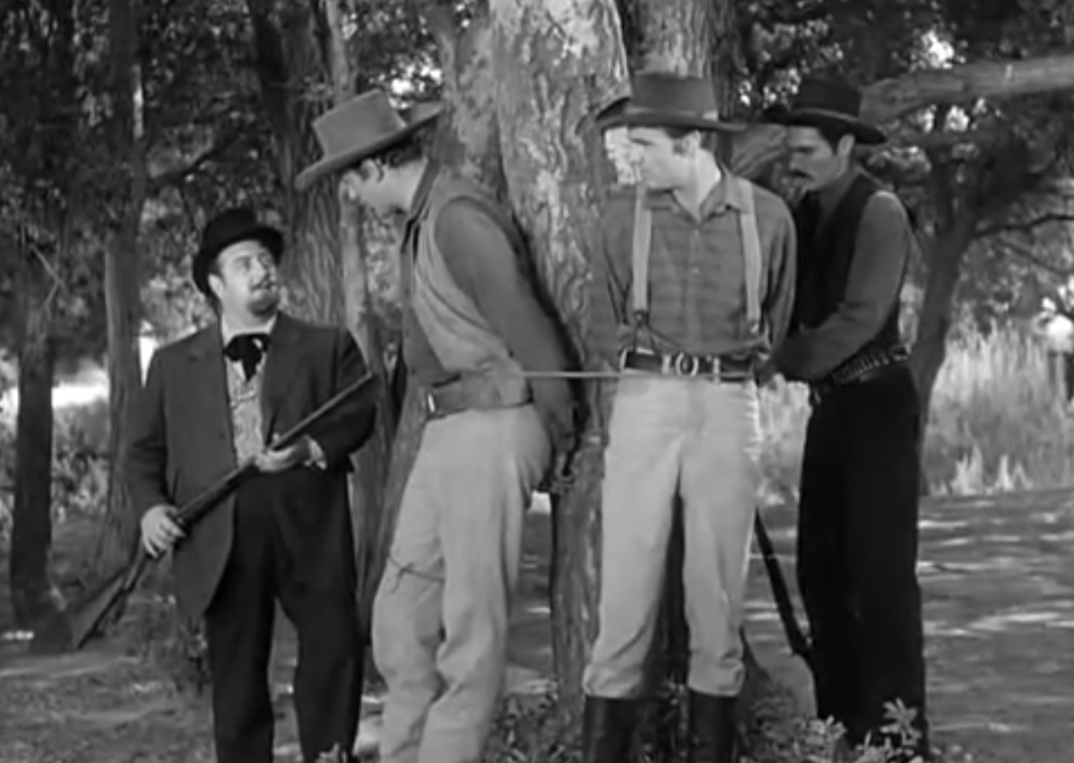 iverson movie ranch quotgunsmokequot clip james arness as
