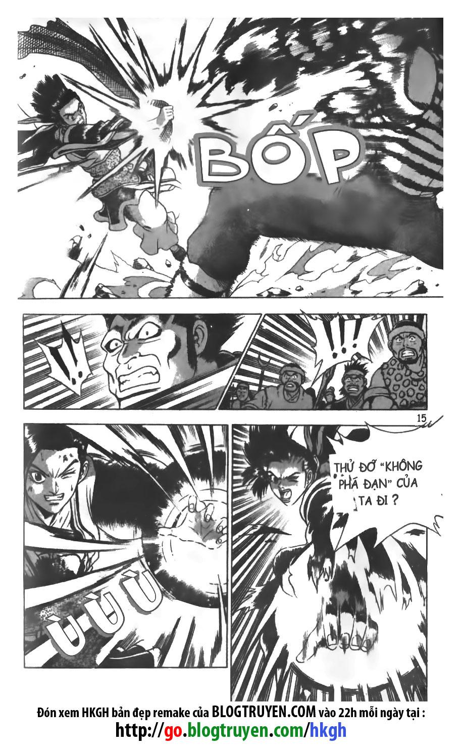 Hiệp Khách Giang Hồ chap 166 page 15 - IZTruyenTranh.com