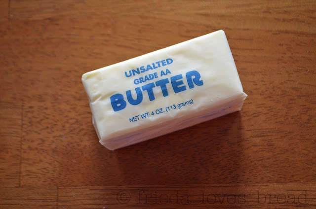 how to make salted butter from unsalted butter