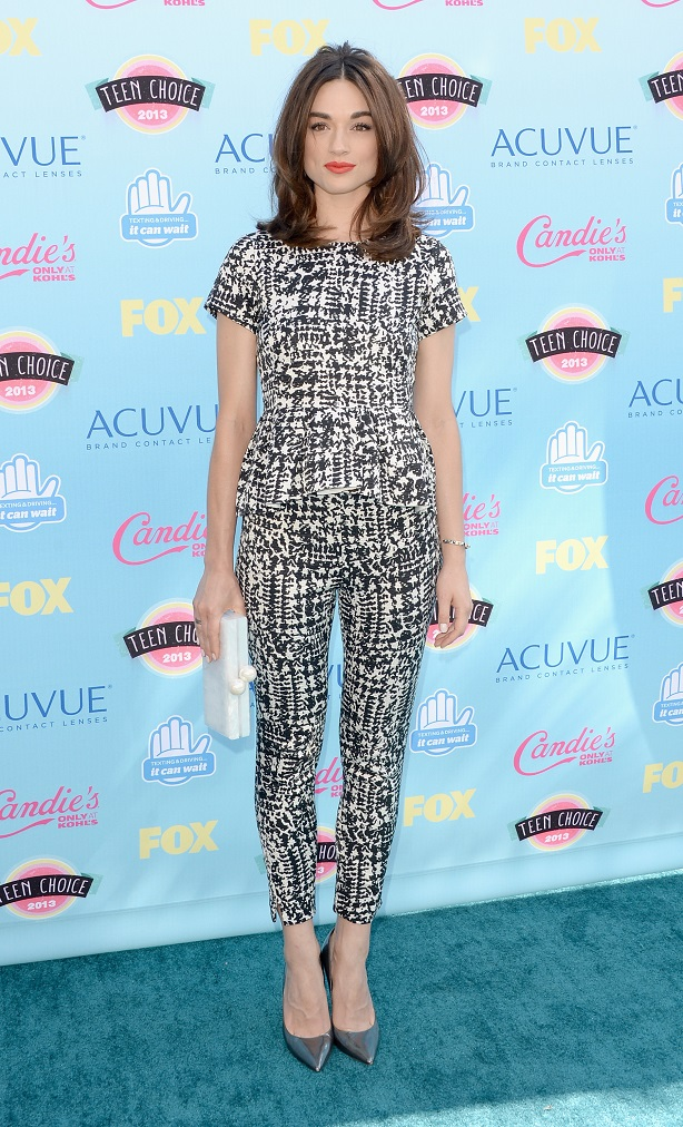 Crystal Reed - Teen Choice Awards