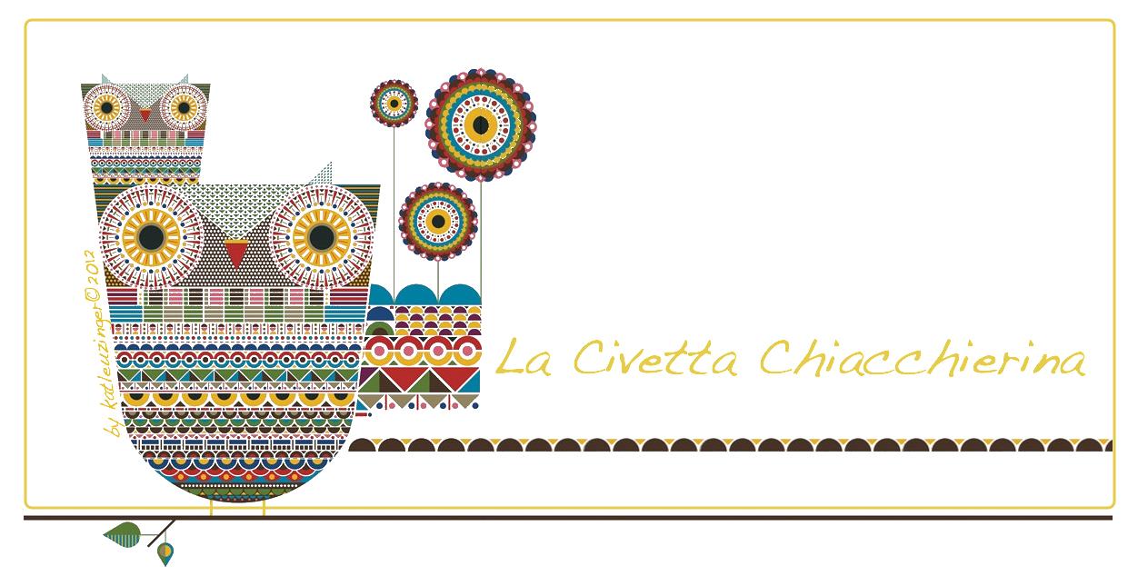 La Civetta Chiacchierina - passione di carta