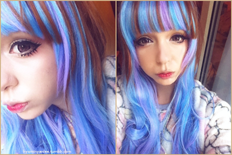 Sweet & Candy Hair: Lolita Wig AL