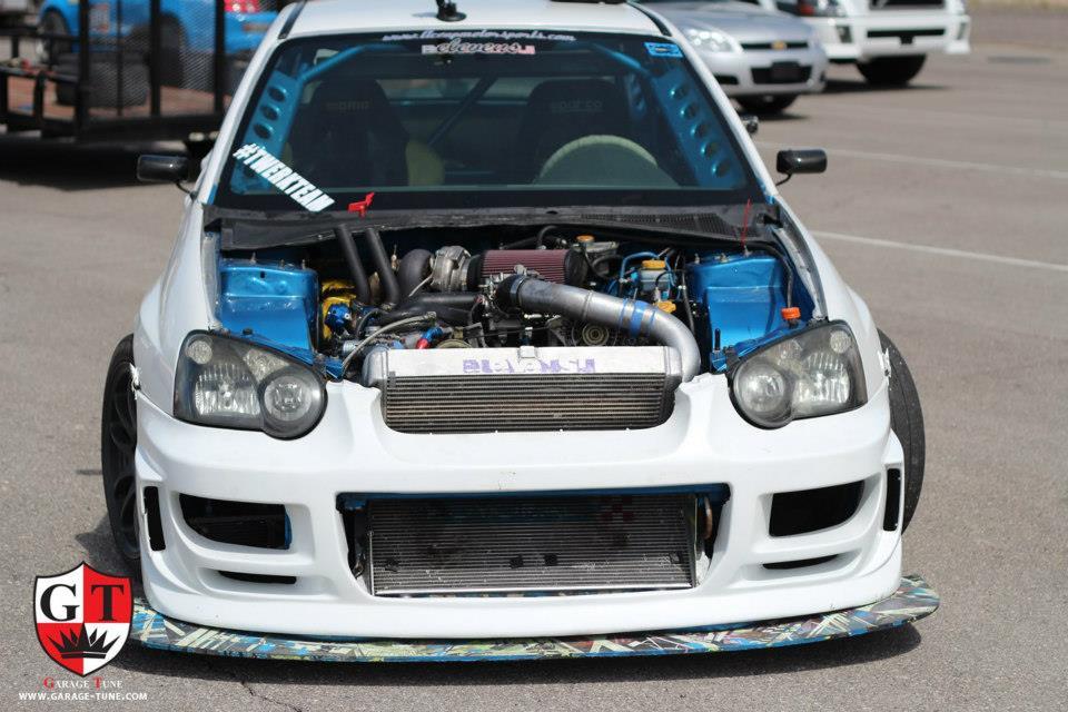 Brewed Motorsports Rwd Subaru Drift Build Aka Driftaru 9 Questions With Owner Driver Dj