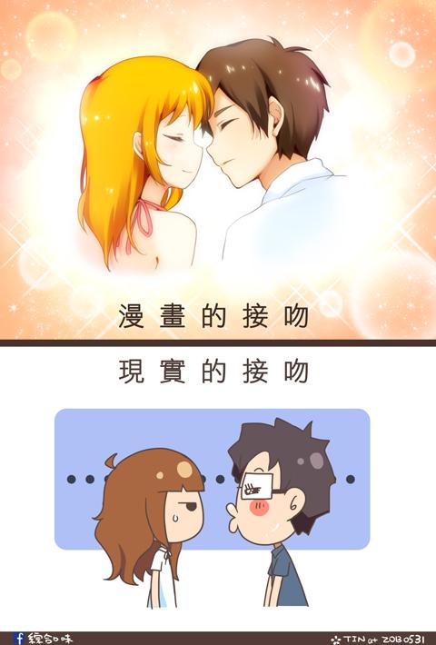 綜合口味 接吻 Kiss