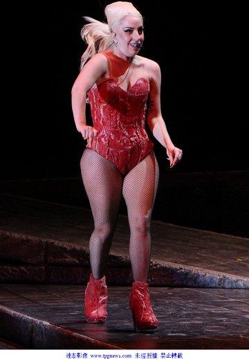 Lady Gaga暴肥