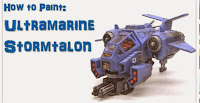 Stormtalon de los Ultramarines