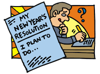 New Year's Resolutions That Work