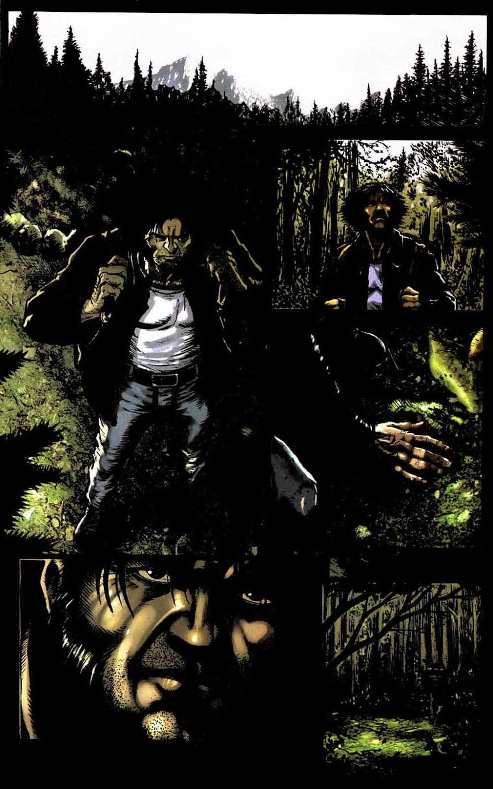 Read online Wolverine (2003) comic -  Issue #14 - 14