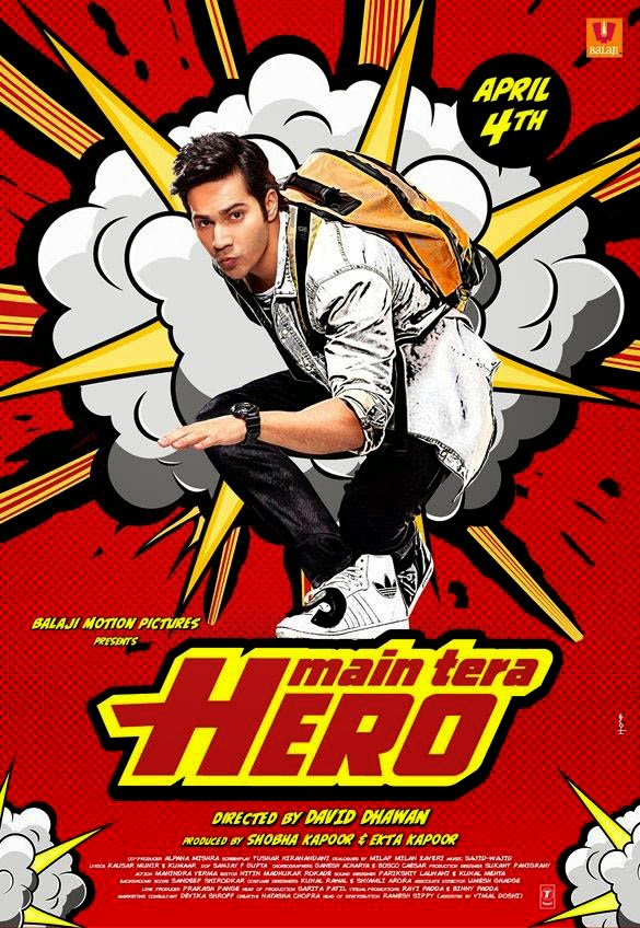 Main Tera Hero (2014) HDRip