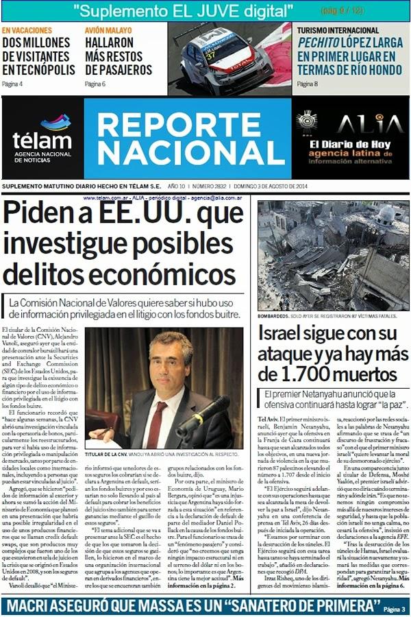EL DIARIO DE HOY 03-08