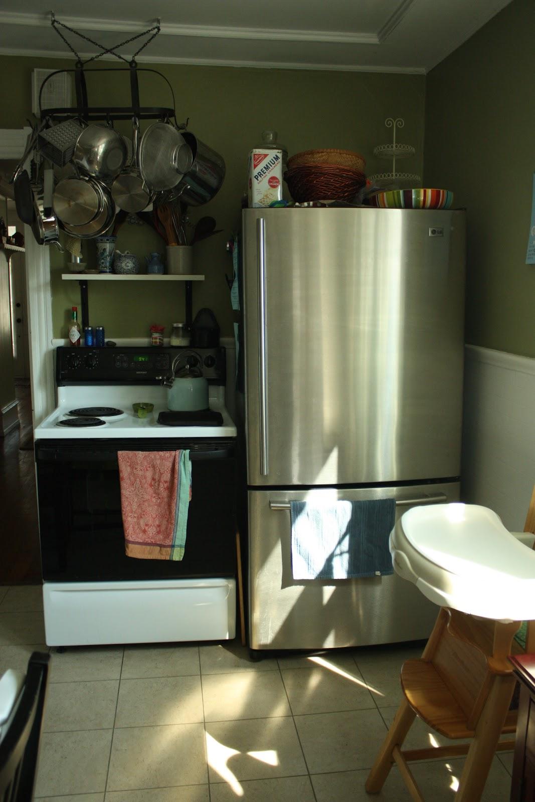 katydid and kid: my maytag kitchen