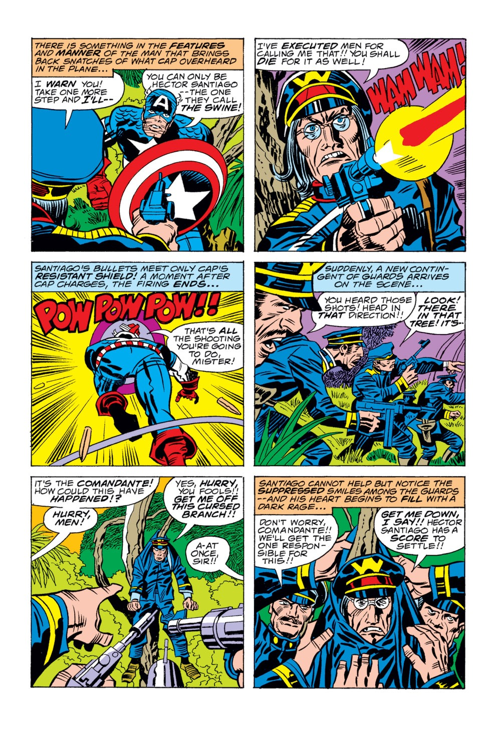 Captain America (1968) Issue #207 #121 - English 10