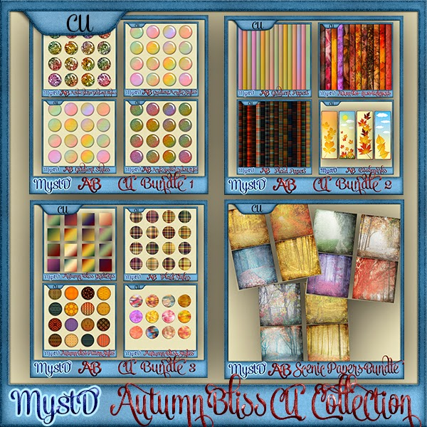 Autumn Bliss CU Collection