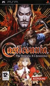 Castlevania - The Dracula X Chronicles - PSP - ISO Download