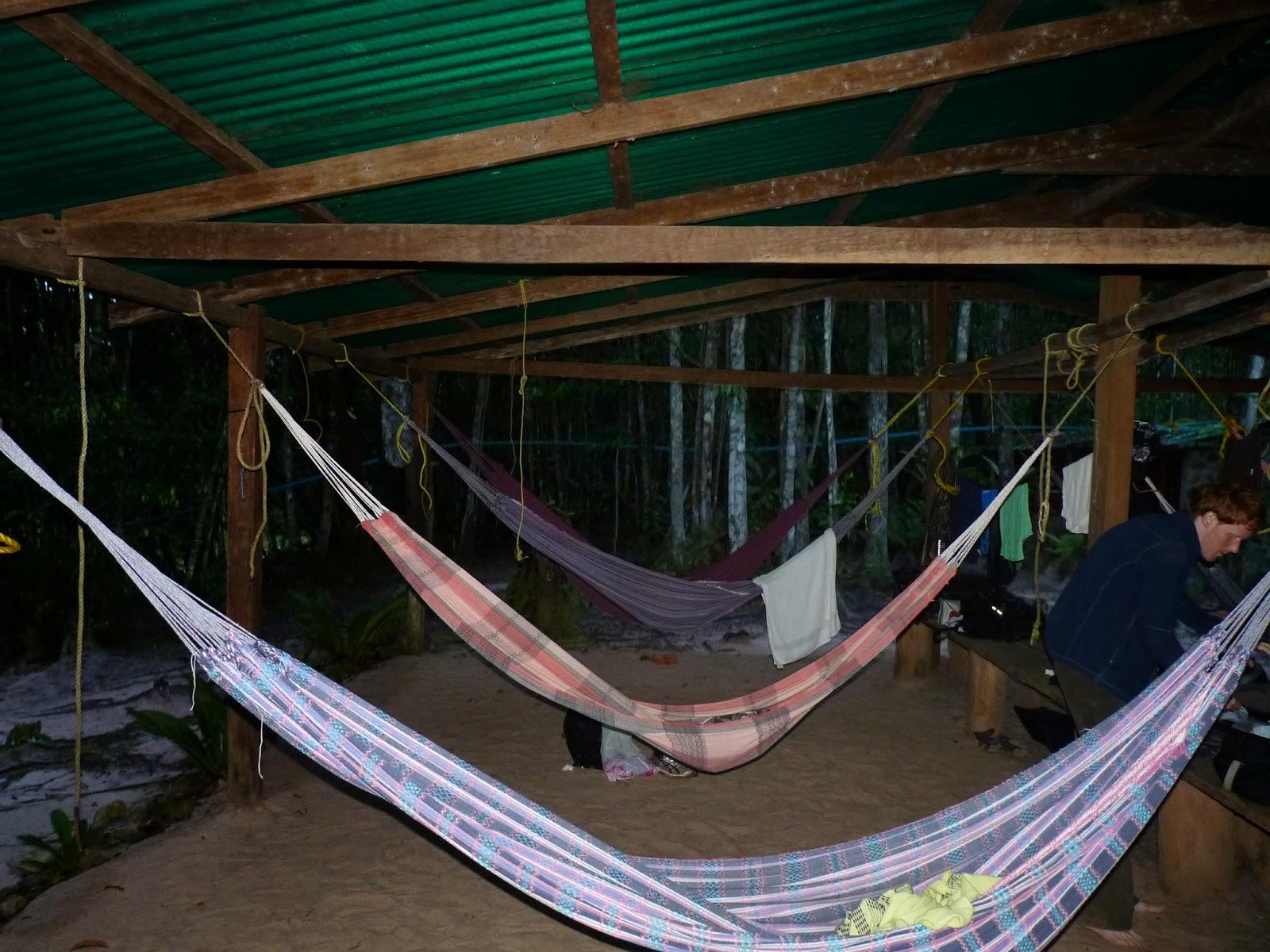 Acampamento Canaima