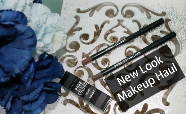 New Look Makeup Haul