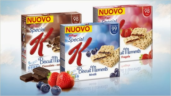 Tester progetto trnd Kellogg's Special K Biscuit Moments