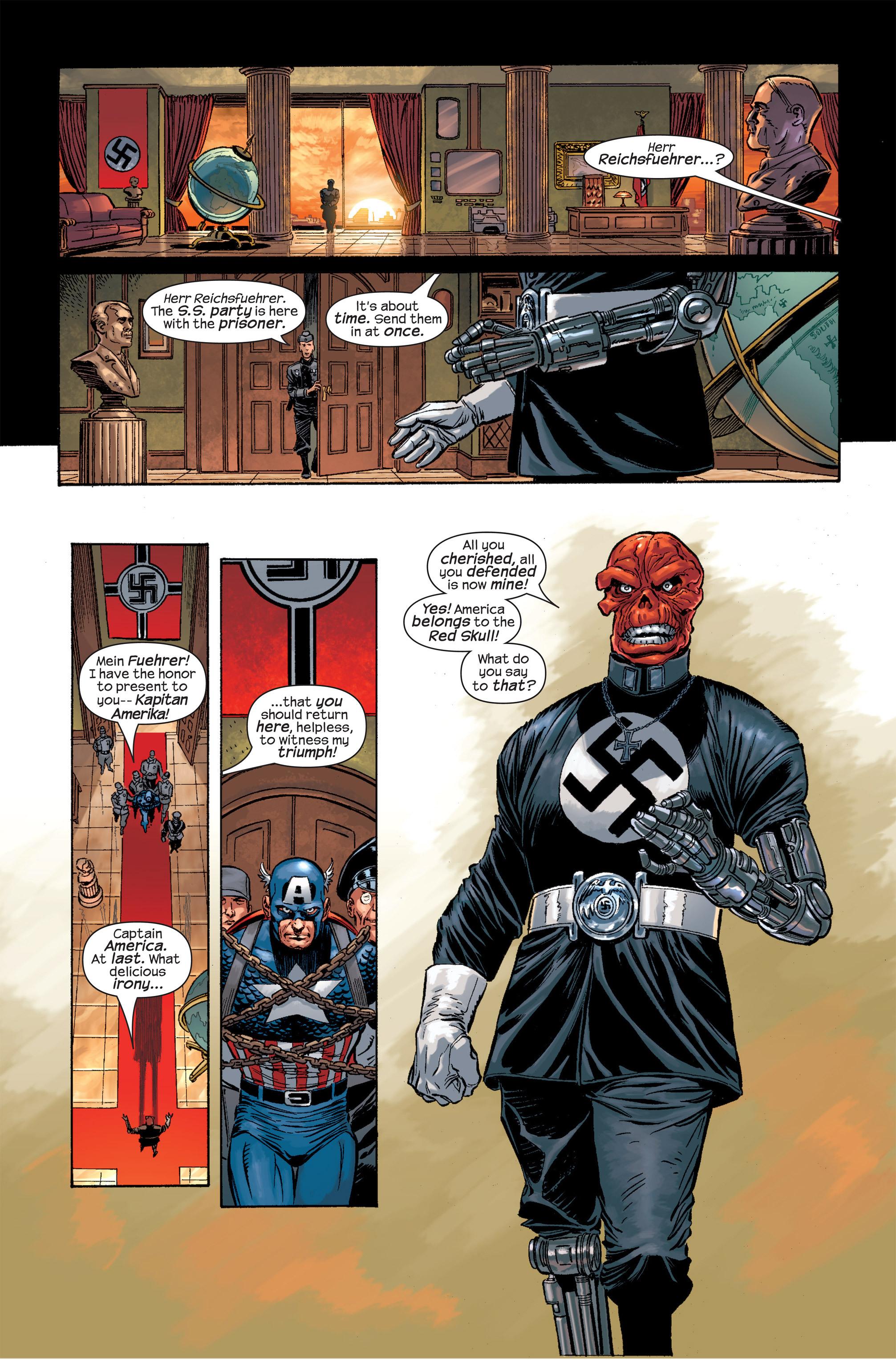 Captain America (2002) Issue #17 #18 - English 17