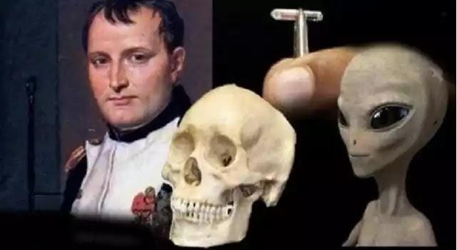 Εξωγήινοι Είχαν Απαγάγει τον Ναπολέοντα;;;;;
