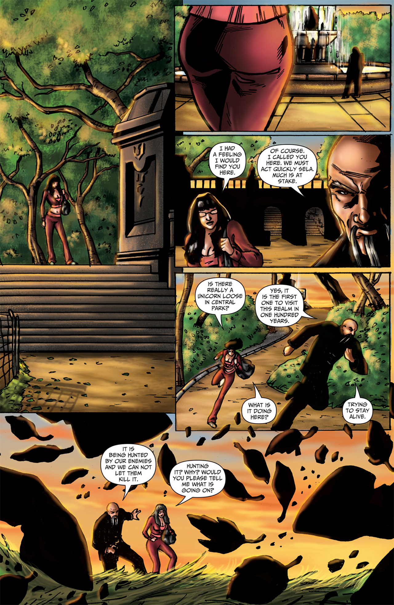 Grimm Fairy Tales (2005) Issue #43 #46 - English 8