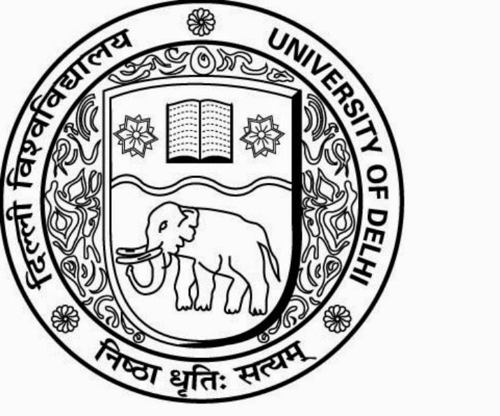 Delhi University DU Logo