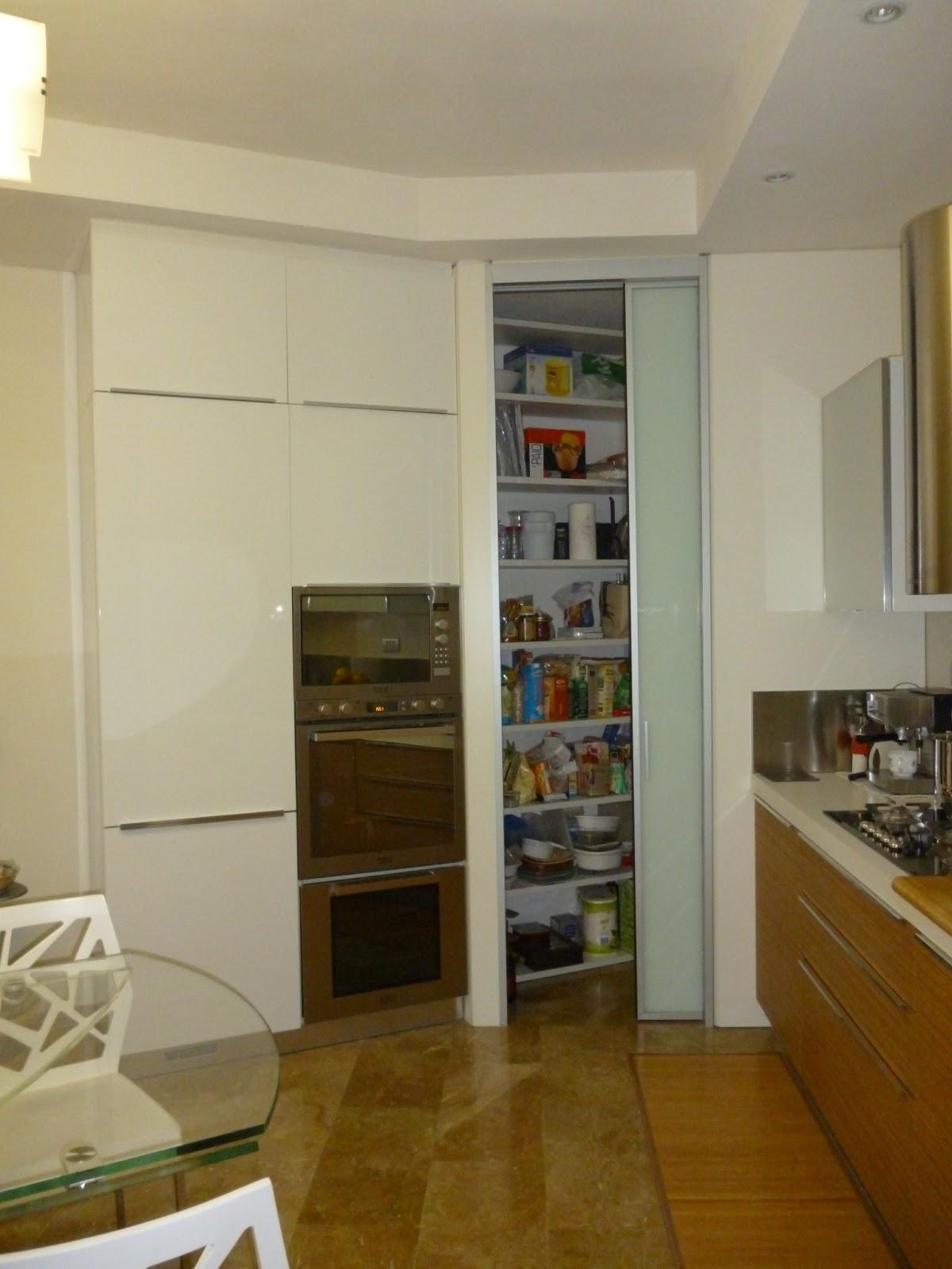 riabitare easy chic: appartamento anni '60 - milano (italy ... - Da Ripostiglio A Bagno