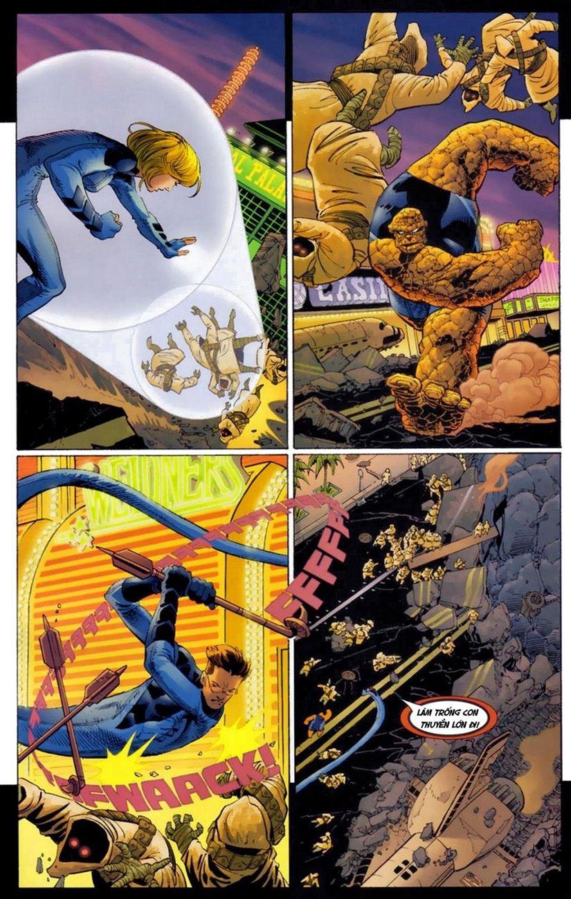 Ultimate Fantastic Four chap 18 - Trang 11