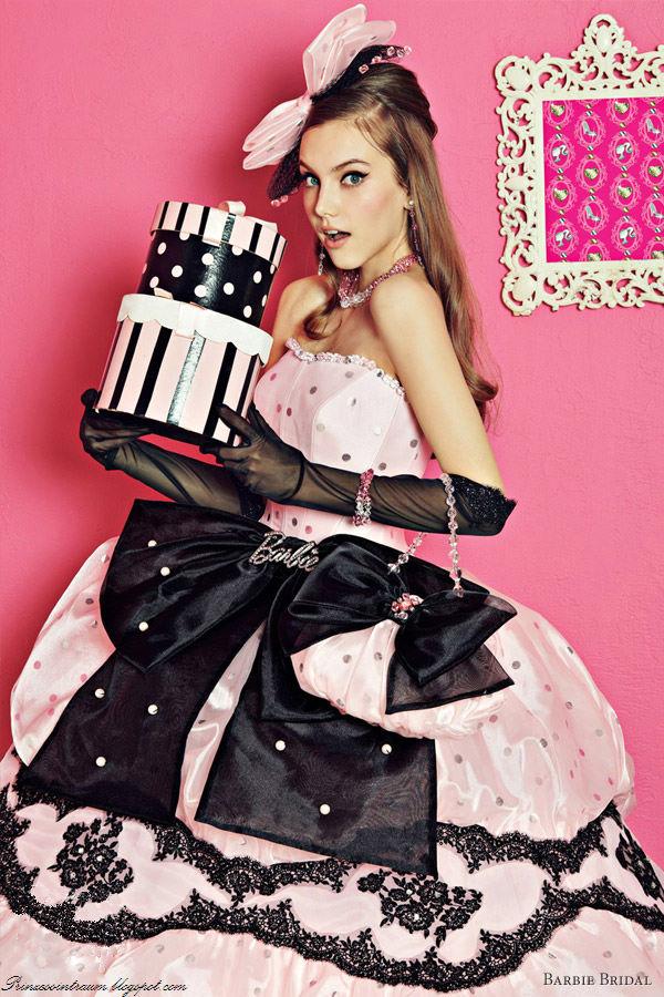 Brautkleider von Barbie