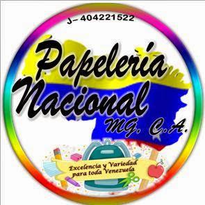 PAPELERIA NACIONAL MG, C.A. LA ÚNICA EXCLUSIVAMENTE DEDICADA A VENTAS AL MAYOR