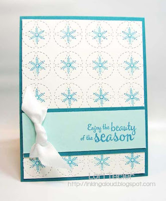 Enjoy the Beauty of the Season-designed by Lori Tecler-Inking Aloud