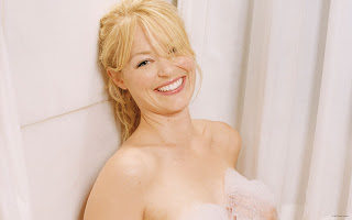 Charlotte Ross-in bathroom