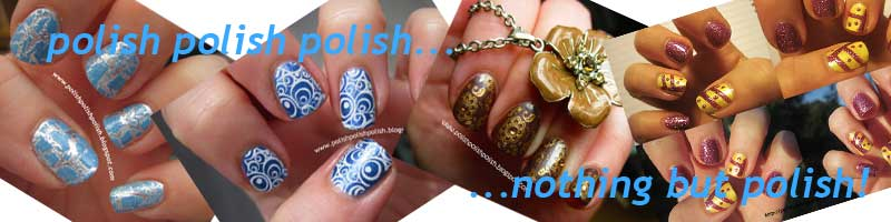 polish, polish, polish...