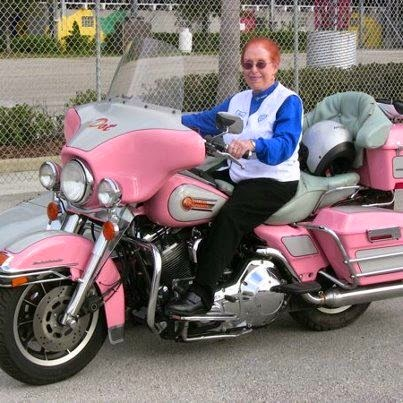 Flashback Summer - Dot Robinson: First Lady of Motorcycling
