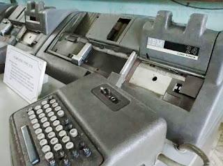 IBM 50 in Musem Brawijaya