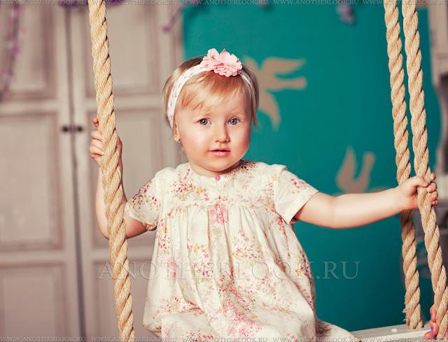 студия ребенок фотосессия