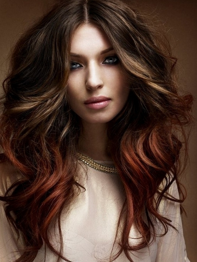 Beauty by amera hair colors this is perfect for brunettes or dark haired girls who dont want that much change to their hair it has the perfect amount of highlights and lowlights pmusecretfo Gallery