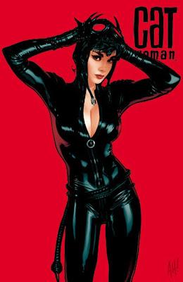 Adam Hughes Selina Kyle Catwoman