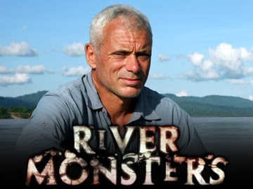 Fishing time river monsters jeremy wade for Jeremy wade fishing rod