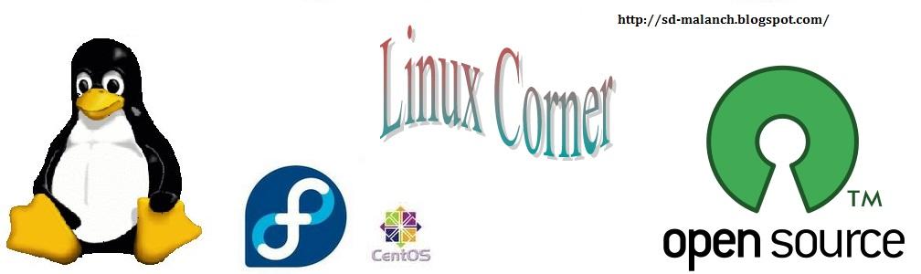 Linux Corner
