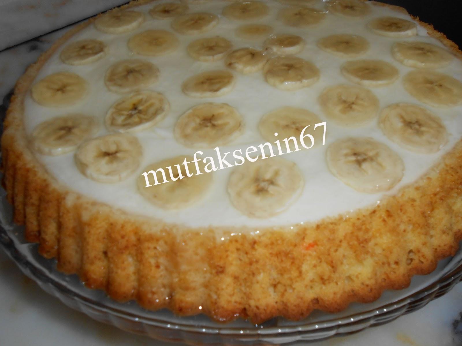 Havuçlu ve muzlu kek tarifi 94