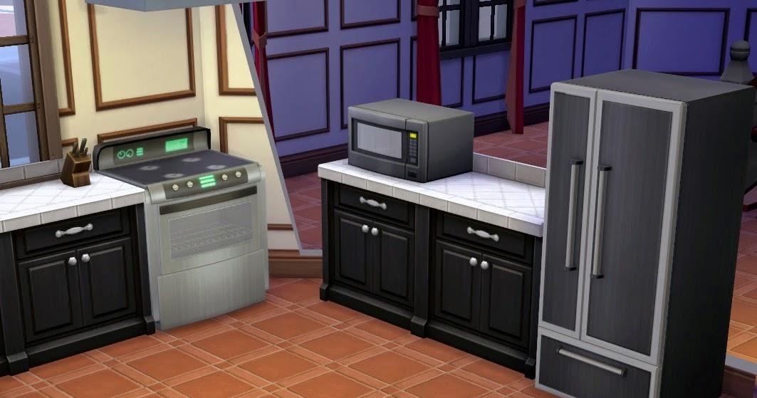 les sims 4 comp tence cuisine gastronomique. Black Bedroom Furniture Sets. Home Design Ideas